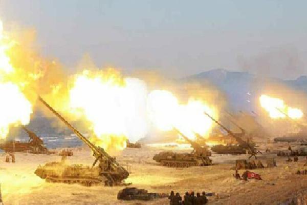Hàn Quốc muốn Triều Tiên rút pháo hạng nặng khỏi biên giới