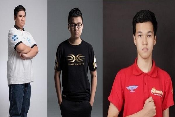 Archie và Sofm nằm trong top tuyển thủ eSports thu nhập cao nhất Việt Nam 2018
