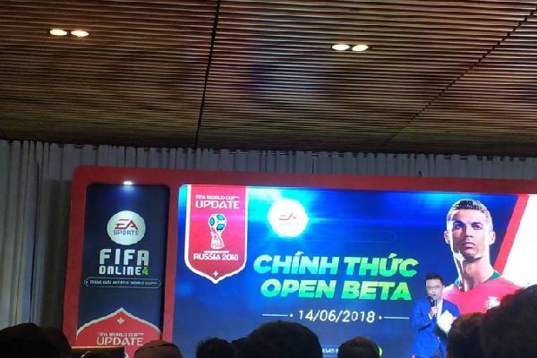 NÓNG: FIFA Online 4 sẽ phát hành vào 14/06 ở Việt Nam