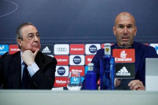 Tiết lộ lý do Zidane chia tay Real sau cuộc cãi nhau với Perez về việc mua Hazard và De Gea