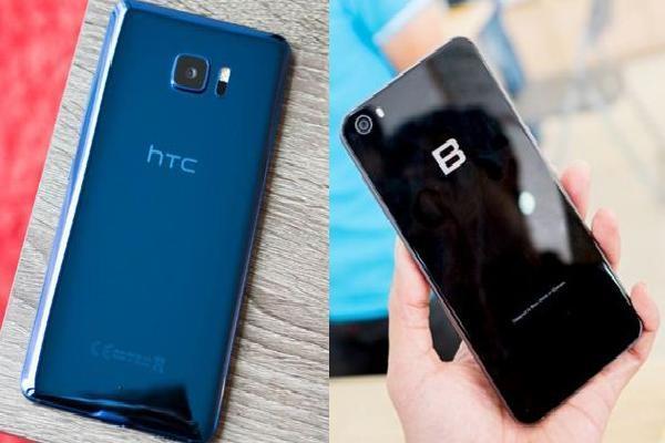 HTC U Ultra giá siêu rẻ trở lại, BPhone 2017 giảm giá cả triệu đồng