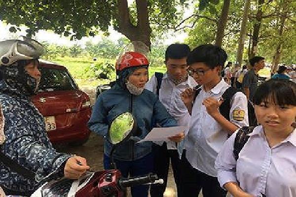 Đề văn thi vào 10 ở Hà Nội khó nhưng hay