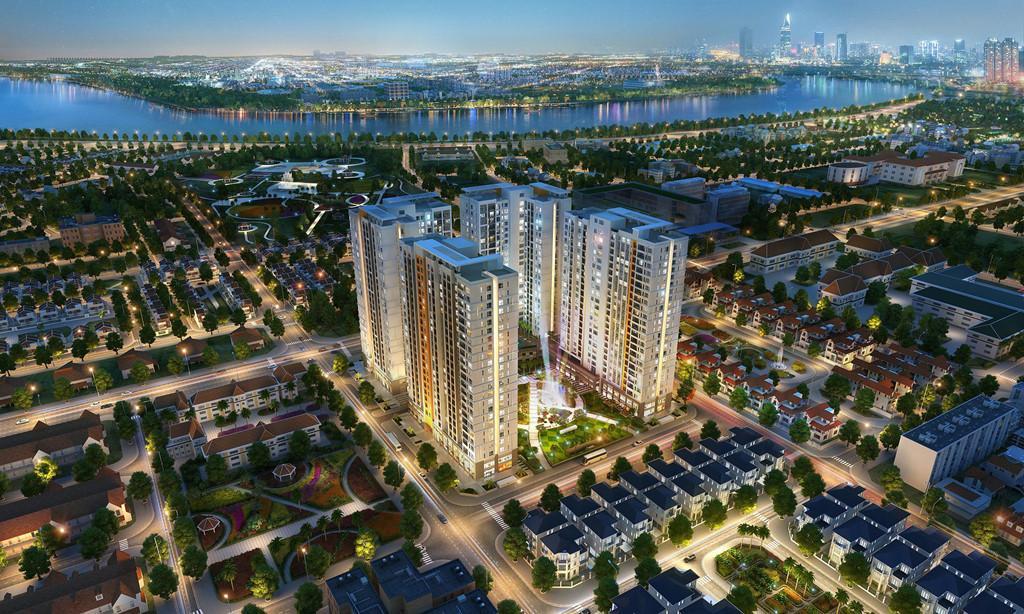 Novaland giới thiệu dự án Victoria Village (quận 2) vào tháng 4 và được nhiều khách hàng giữ chỗ.