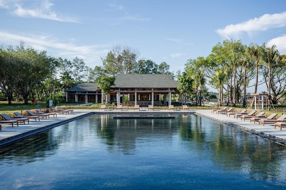Azerai Cần Thơ Resort khai trương đầu tháng 6.