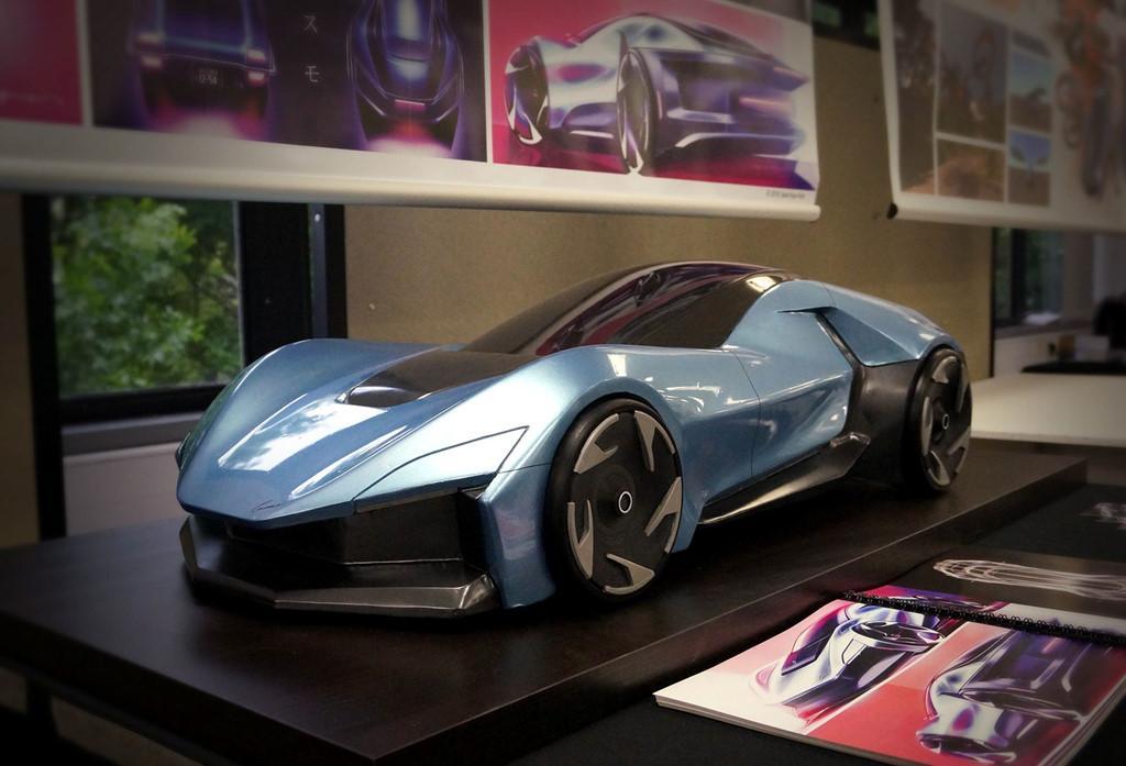 Ban mau xe the thao Mazda Cosmo hoi sinh vao nam 2027 hinh anh 3