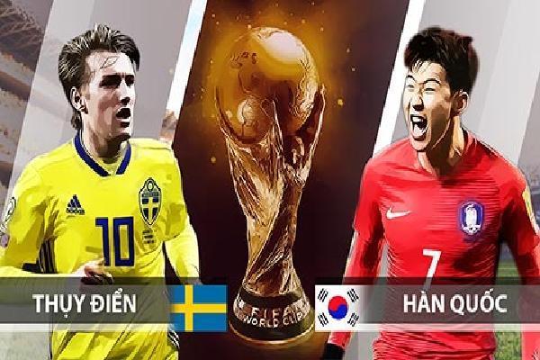 Nhận định bóng đá Thụy Điển vs Hàn Quốc, 19h00 ngày 18/6: Khai vị bằng kim chi