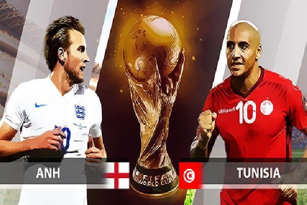 Nhận định bóng đá Anh vs Tunisia, 01h00, ngày 19/6: Sức mạnh Sư tử đói