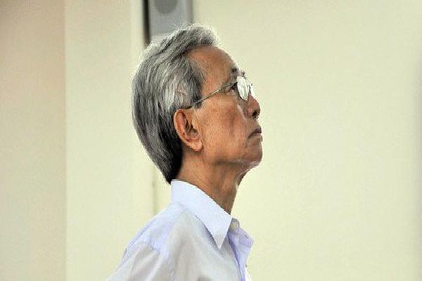 Ông già dâm ô Nguyễn Khắc Thuỷ tự nguyện chấp hành bản án 3 năm tù giam