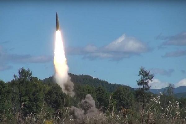 Nga diễn tập phóng tên lửa đạn đạo Iskander