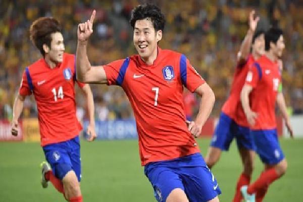 Son Heung-min, niềm hy vọng của Hàn Quốc