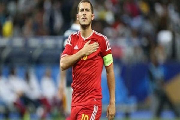 HLV tuyển Bỉ tán dương Hazard đến 'tận mây xanh'