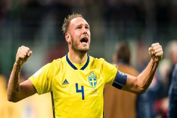 Sau 16 năm, Thụy Điển mới lại ghi bàn từ 11m tại World Cup