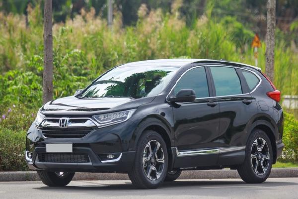Honda CR-V sắp tăng giá 10 triệu đồng tại Việt Nam