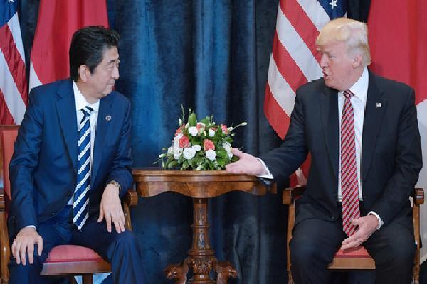 Trump dọa gửi 25 triệu người Mexico đến Nhật