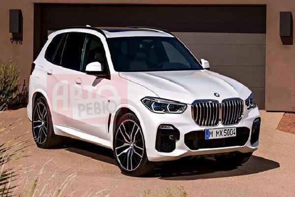 Lộ thiết kế tuyệt đẹp của BMW X5 thế hệ mới