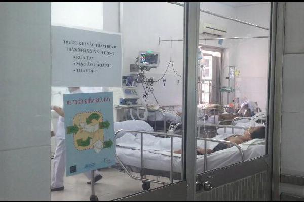 Một người Sài Gòn tử vong vì nhiễm cúm A/H1N1