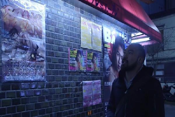 Thế giới ngầm của mại dâm đồng tính nam ở Nhật