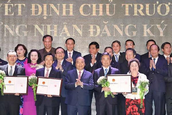 17 tỷ đô đổ về Hà Nội