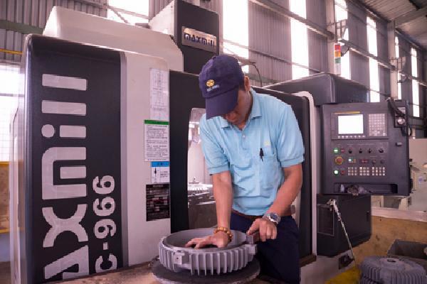 Việt Nam là nước nhập khẩu máy móc lớn thứ 5 của Đài Loan