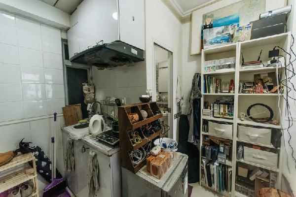 Căn hộ bé như phòng trọ giá 6 triệu đôla Hong Kong