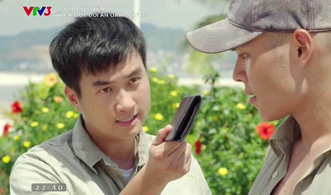 Anh Tuấn vào vai Bình, một thanh niên mới lớn rất nóng tính trong