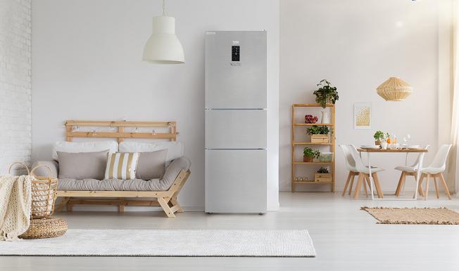 Tủ lạnh có nhiều ngăn với mức nhiệt độ riêng giúp bảo quản thực phẩm tốt hơn.