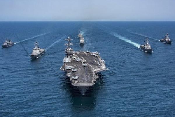 Kịch bản cuộc chiến tranh Mỹ - Trung vào năm 2030