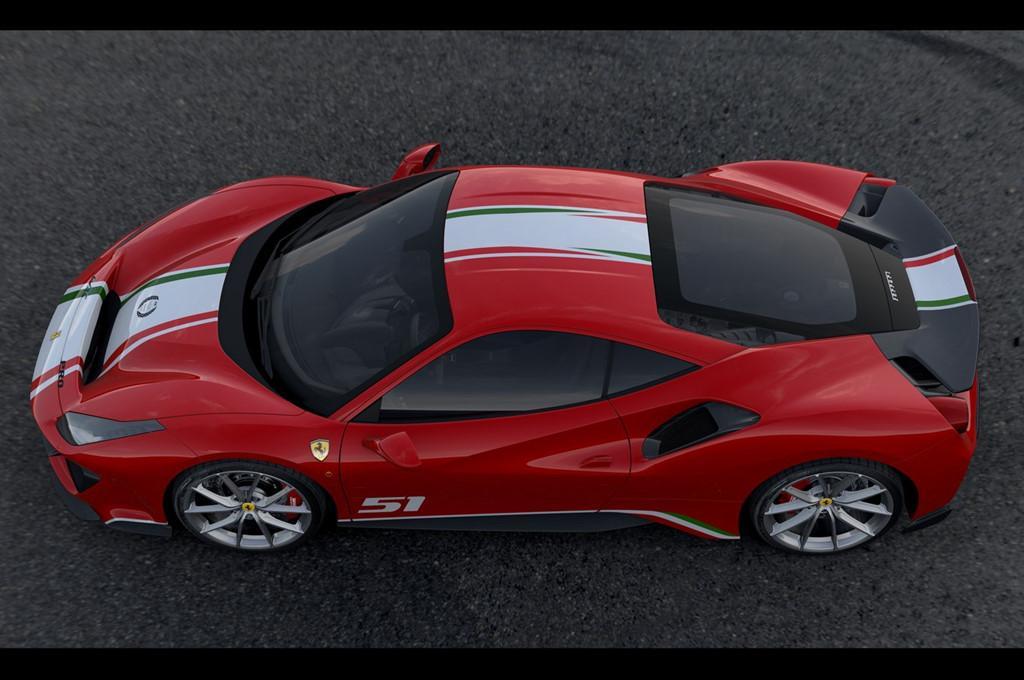 Sieu xe Ferrari 488 Pista ra mat phien ban dac biet hinh anh 6