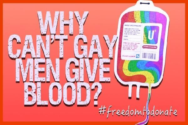 Tại sao một số quốc gia vẫn cấm người đồng tính nam hiến máu?