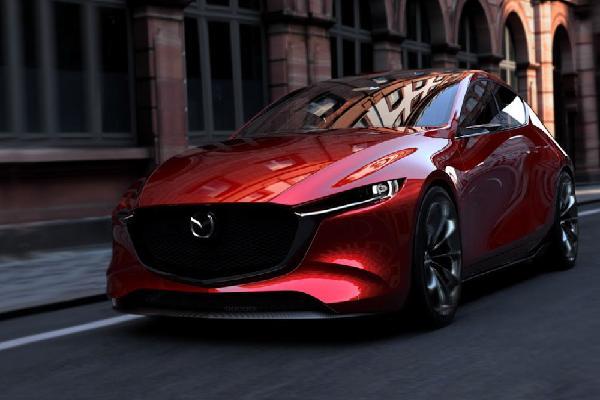 Mazda 3 thế hệ mới ra mắt tháng 11