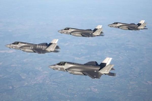 Quan chức Anh tức giận vì F-35 không bay được trong thời tiết xấu