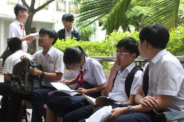 Đà Nẵng công bố điểm thi vào lớp 10 THPT