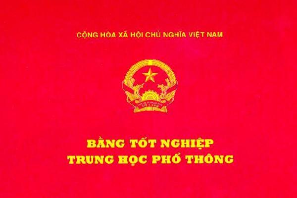 Thừa Thiên - Huế tạm dừng cấp bản sao bằng tốt nghiệp THPT