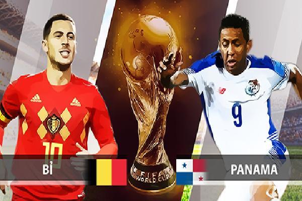 Nhận định & bình luận trước trận Bỉ - Panama