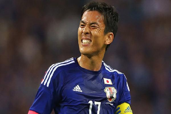 Cầu thủ Nhật Bản bị sốc tâm lý vì thảm họa động đất ở quê nhà