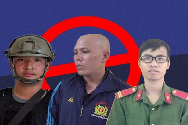Chân tướng những đối tượng mặc quân phục cảnh sát trà trộn vào đám đông kích động ở TP.HCM