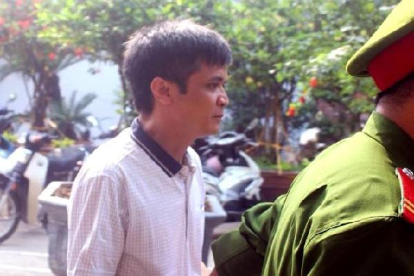 Thầy giáo dâm ô hàng loạt nữ sinh ở Hoài Đức nhận án 6 năm tù