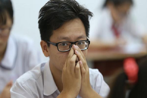 Hơn 50% bài thi Toán lớp 10 ở TP HCM dưới trung bình
