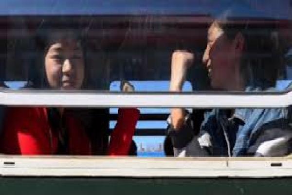 Chuyến tàu chở ước mơ mỗi năm chỉ chạy hai lượt ở Trung Quốc