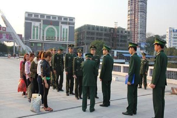 Yêu qua mạng, nữ sinh viên bị lừa bán sang Trung Quốc 