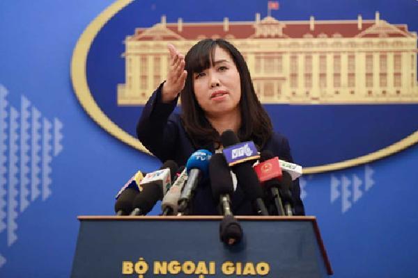 Việt Nam yêu cầu TQ rút hệ thống tên lửa trái phép tại Hoàng Sa