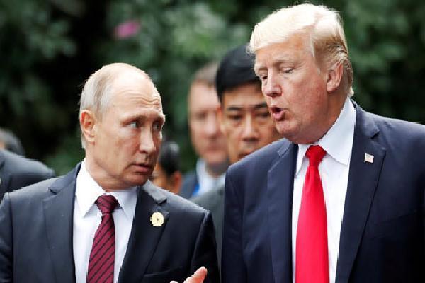 Trump và Putin có thể sắp gặp thượng đỉnh