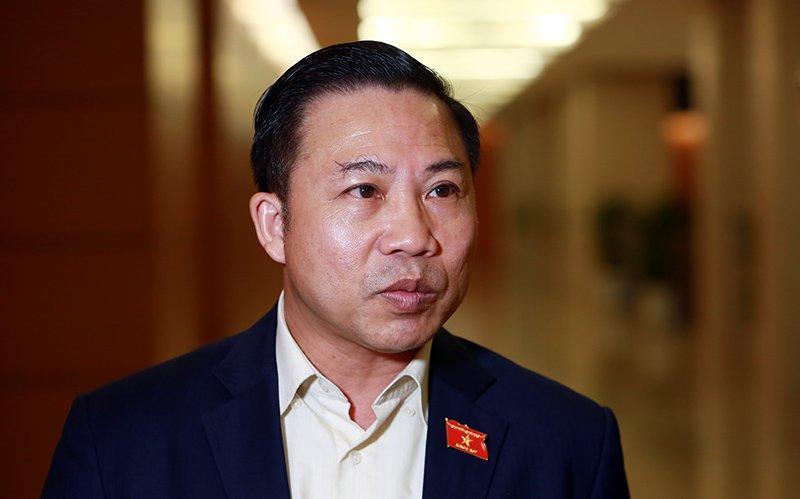 Uỷ viên thường trực UB Về các vấn đề xã hội Lưu Bình Nhưỡng. (Ảnh: Phạm Hải)