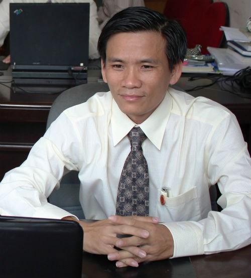 Luật sư Trần Minh Hùng.