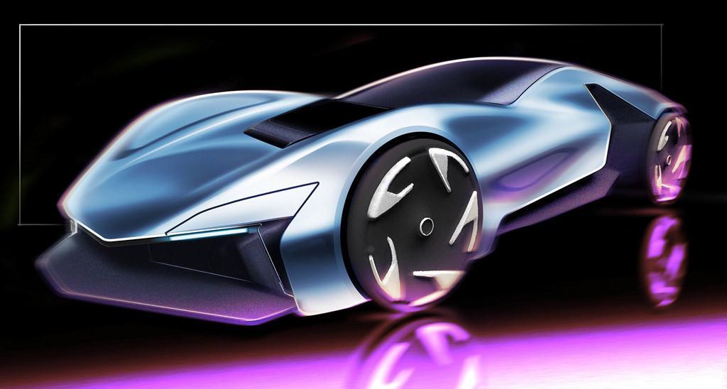 Ban mau xe the thao Mazda Cosmo hoi sinh vao nam 2027 hinh anh 1