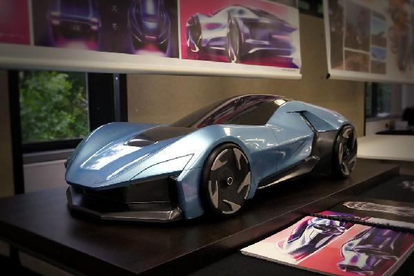 Bản mẫu xe thể thao Mazda Cosmo hồi sinh vào năm 2027
