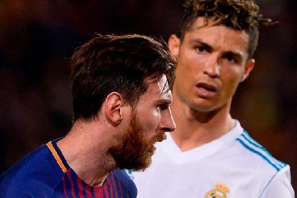 Ronaldo bị Messi qua mặt ở khả năng kiếm tiền
