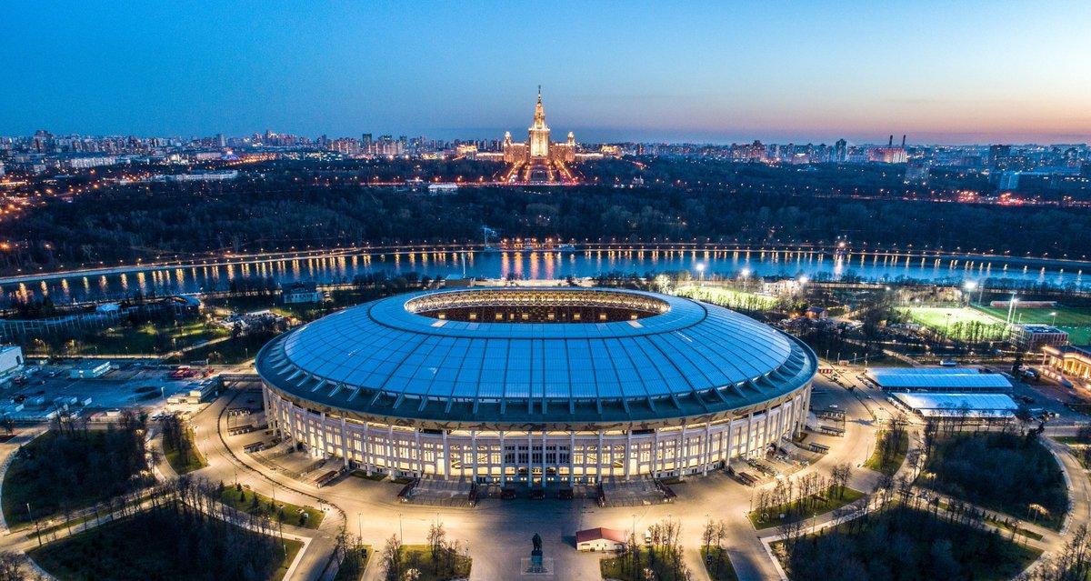 Lễ khai mạc World Cup 2018 sẽ diễn ra trên sân Luzhniki