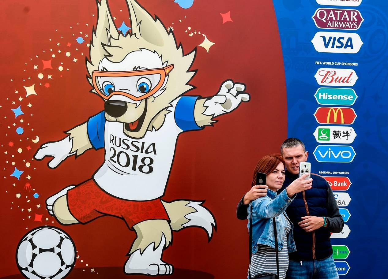 Nước Nga đã sẵn sàng cho World Cup 2018