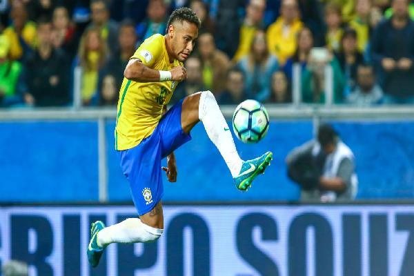 Brazil công bố số áo của 23 tuyển thủ dự World Cup